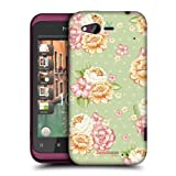 Head Case Designs Garden French Country Patterns Back Case For Htc Rhyme