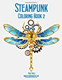 Steampunk Coloring Book 2