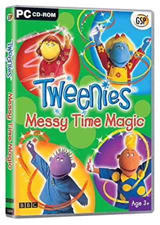 Tweenies: Messy Time Magic (PC)