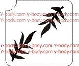Decorativa hojas