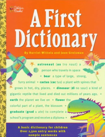 A First Dictionary, GENE BIGGS