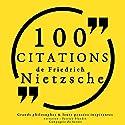 Philosophie pour tous : 100 citations de Friedrich Nietzsche | Livre audio Auteur(s) : Friedrich Nietzsche Narrateur(s) : Patrick Blandin
