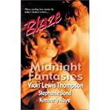 BLAZE Midnight Fantasies Mystery Lover Novels