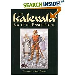 Kalevala book cover
