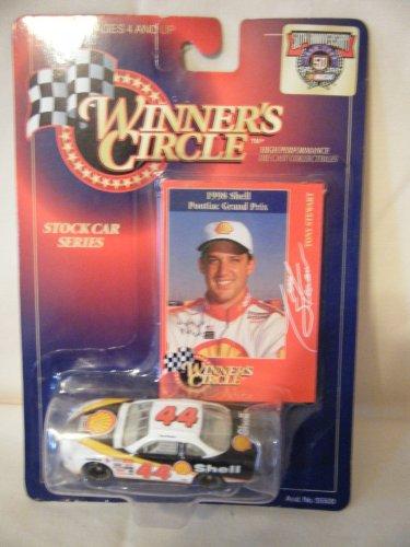 Winner's Circle 1998 #44 Shell Tony Stewart car/and sports card