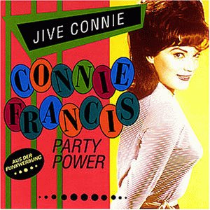 Connie Francis - Connie Francis Party Power - Zortam Music
