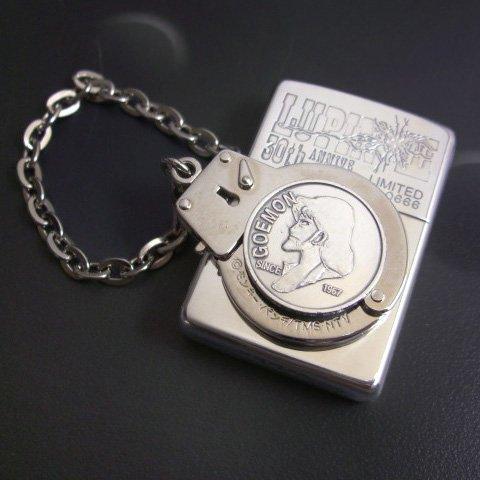 zippo ルパン三世 30周年記念 手錠タイプ 石川五右衛門 1996年製造