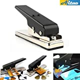 Guitar Plectrum Pick Press Plastic Card Hole Punch Picks Maker Cutter DIY Machine