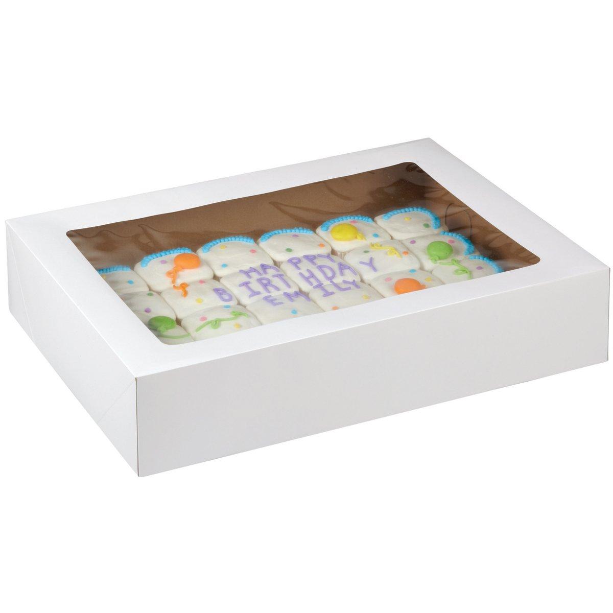 Plastic Cake Boxes Amazon
