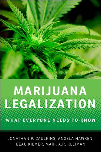 legalization of marijuana for and