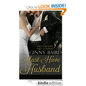 Must-Have Husband (Summer Grooms Series) Ginny Baird