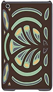 Timpax protective Armor Hard Bumper Back Case Cover. Multicolor printed on 3 Dimensional case with latest & finest graphic design art. Compatible with only Apple iPad Minii. Design No :TDZ-21074