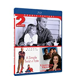 A Simple Twist of Fate & Unstrung Heroes - Blu-ray Double Feature