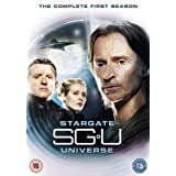 "Stargate Universe - First Season [UK Import]von ""MGM HOME ENTERTAINMENT"""
