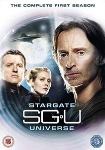 Stargate Universe Dvd [Import anglais]