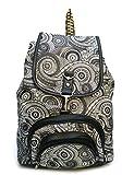 #7: Alice Women's Backpack Handbag (Black,Bag 21)