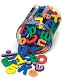 Chenille Kraft 4357 Wonderfoam Magnetic Alphabet Letters, Assorted Colors. 105/Pack (CKC4357)