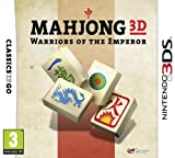 Mahjong: Warriors of the Emperor (Nintendo 3DS)