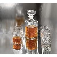 Style Setter Denmark 7 Piece Beverage/Decanter Set