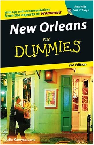 New Orleans For Dummies (Dummies Travel)