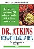 Recetario de la nueva dieta (Spanish Edition) (1400084814) by Atkins, Robert C.