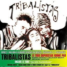 Tribalistas - Nouvelle version (inclus 2 titres bonus) [Import allemand]