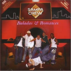 Cd Sampa Crew - Baladas & Romances