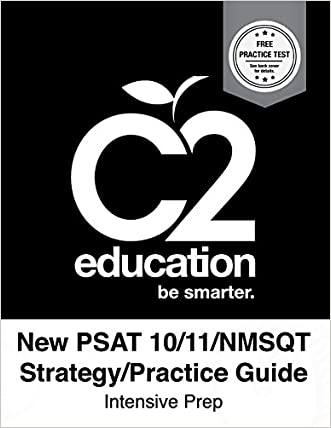 New PSAT 10/11/NSMQT Strategy/Practice Guide Intensive Prep