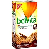BelVita Cinnamon Brown Sugar Breakfast Biscuits - 1.76 oz. - 15 ct.