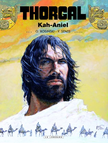Thorgal : Kah-Aniel