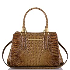 Chelsea Satchel<br>Toasted Almond Melbourne