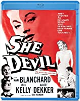 She Devil Blu-ray from Olive Films