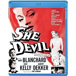 She Devil [Blu-ray]