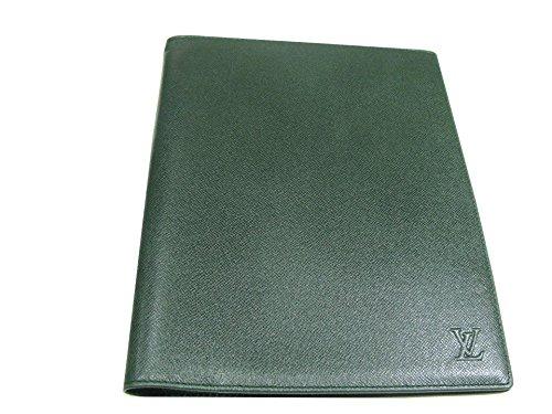 [ルイヴィトン] LOUIS VUITTON アジェンダ・ビューロー 手帳カバー 手帳 エピセア タイガ R20409 [中古]