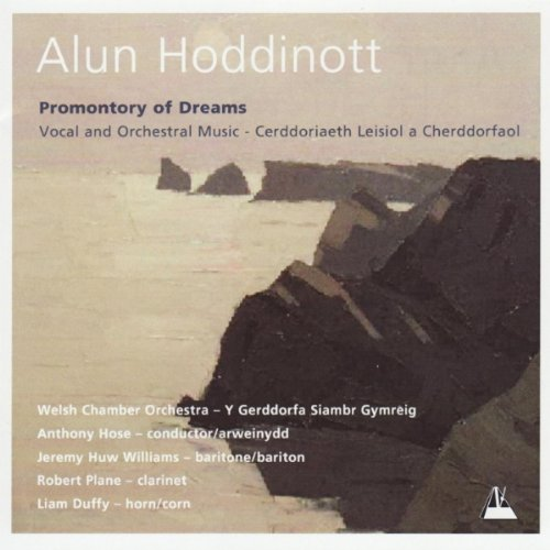 Promontory of Dreams, Op. 183 for Baritone, Horn and Strings, Song Cycle to Poems By Trevor Fishlock: II. Lifeboatmen's Memorial, Allegro