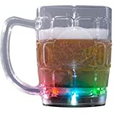 Light Up Beer Mug Trade Show Giveaway