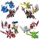 Ionix Tenkai Knights 12 Figure Action Packs Bundle