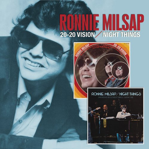 RONNIE MILSAP - 20/20 Vision - Zortam Music