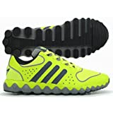 Adidas Mega Softcell RL Originals Rare Trainers electric green / yellow / dark greyby Adidas