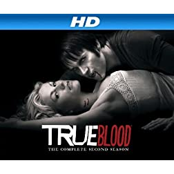 True Blood: Season 2 [HD]