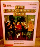 Stacey's Choice (Baby-Sitters Club, 58) (0590456598) by Martin, Ann M.