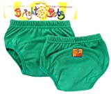 Bright Bots Potty Training Pants Twin Pack Green Extra Large 30 36 months