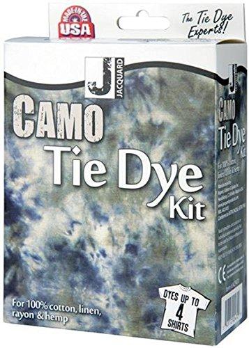 Jacquard Camo Tie Dye Kit - 1