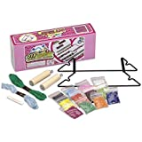 Bits and Pieces - Bead Weaving Loom Kit-Over 1000 Colorful Beads - Make Personalized Necklaces, Bracelets, and More