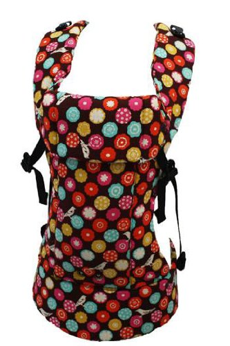 Beco Gemini Overall Ginger Infant Baby Carrier - Limited Edition of 200