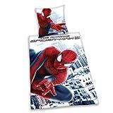 Amazing Spiderman 2 100% Cotton Duvet Cover Bedding Set