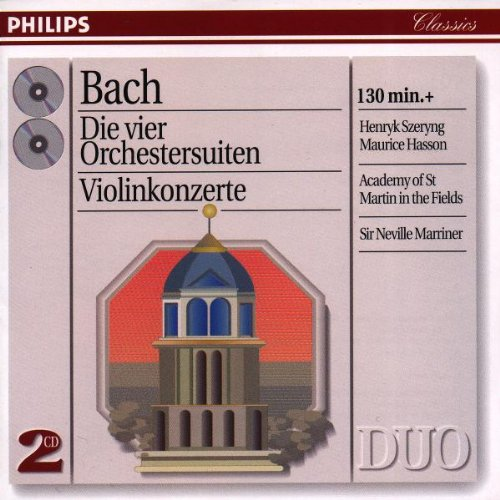 Academy Of St Martin In The Fields - Orchestral Suites Nos. 2-4 (Academy Of St. Martin In The Fields Feat. Conductor: Sir Neville Marriner) - Zortam Music
