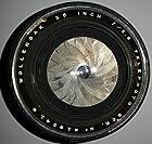 Wollensak 15inch f/5.6 Yellow Dot Telephoto Lens Ser#:419541