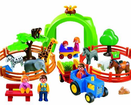 playmobil 6754 zoo grande. Black Bedroom Furniture Sets. Home Design Ideas