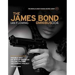 The James Bond Omnibus Volume 004